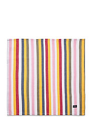 Multi Striped Cotton Napkin - MULTI