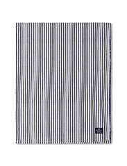 Striped Recycled Cotton Rips Runner - BLUE/WHITE