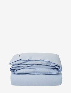 Pin Point Blue Duvet - housses de couette - blue
