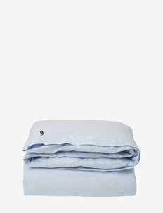 Pin Point Blue/White Duvet - housses de couette - blue/white