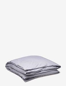Pin Point Navy/White Duvet - duvet covers - navy/white