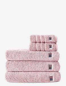 Original Towel Light Rose - handdoeken en badhanddoeken - lt. rose