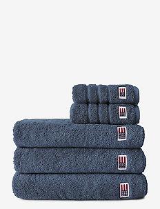 Original Towel Denim Blue - DENIM BLUE