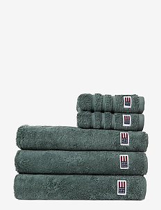 Original Towel Balsam Green - towels - balsam green