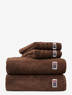 Original Towel Hazel Brown - ręczniki kąpielowe - hazel brown