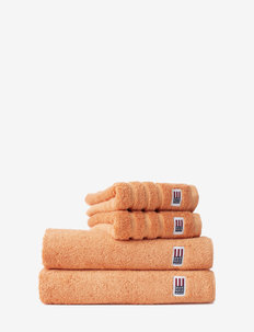Original Towel Peach Melon - handtücher & badetücher - peach melon