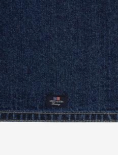 Icons Cotton Twill Denim Placemat - pöytätabletit & lasinaluset - denim blue
