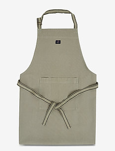 Icons Cotton Canvas Apron - tabliers - sage green