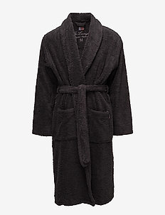 Lexington Original Bathrobe - kylpytakit - charcoal
