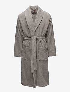 Lexington Original Bathrobe - morgenkåper - gray