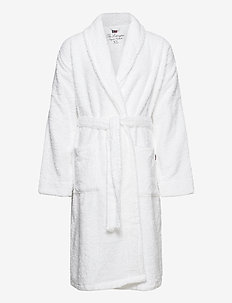Lexington Original Bathrobe - kylpytakit - white