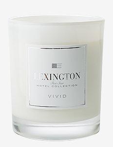 Hotel Scented Candle Vivid - scents - vivid