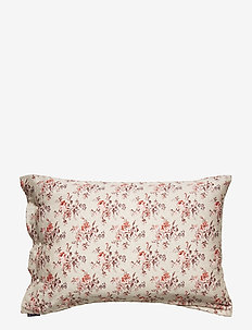 Printed Floral Sateen Pillowcase - AUTUMN FLORAL