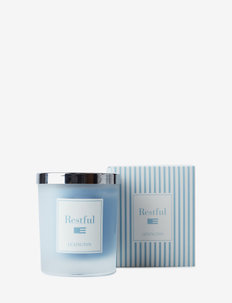 Scented Candle Restful - fragrance diffusers - restful