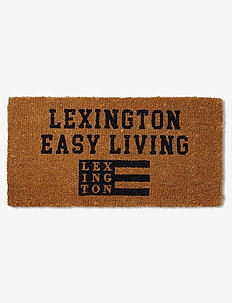 Easy Living Door Mat - doormats - natural