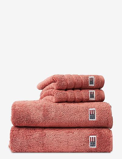 Original Towel Antique Pink - hand towels & bath towels - antique pink