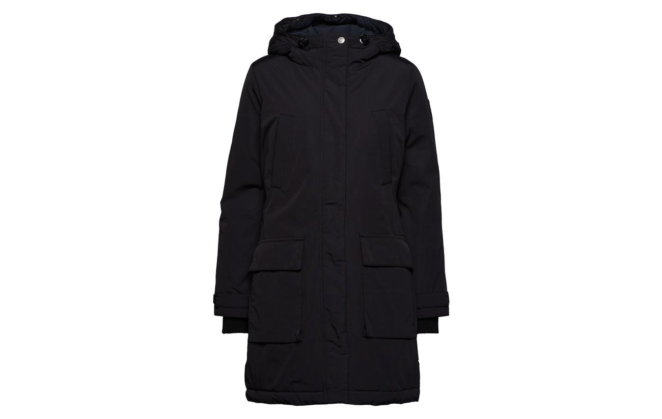 Nylon Pauline Black Lexington Caviar Down 41 Coat Coton Clothing 59 A55qBw0x