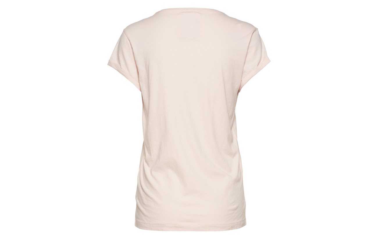 Équipement Tee Clothing 100 Pink Vanessa Coton Lexington OBU1W