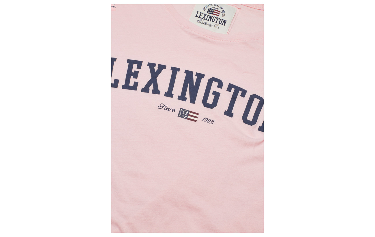 Lexington Deepest Vanessa Clothing Coton 100 Blue Tee Équipement w1xwfqtPr