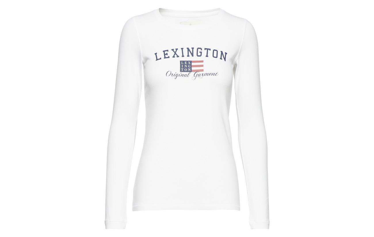 Warm Gray Clothing 97 Lexington Melange Lt 3 Coton Thelma Elastane Tee Équipement w4fqI6