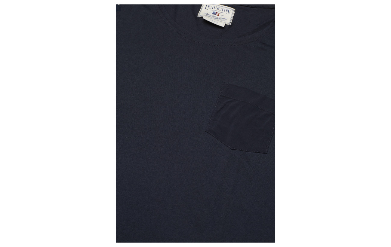 Équipement Tee 50 Blue Clothing Deep Jersey Lexington Marine Coton Ashley Modale wpq8Ut0