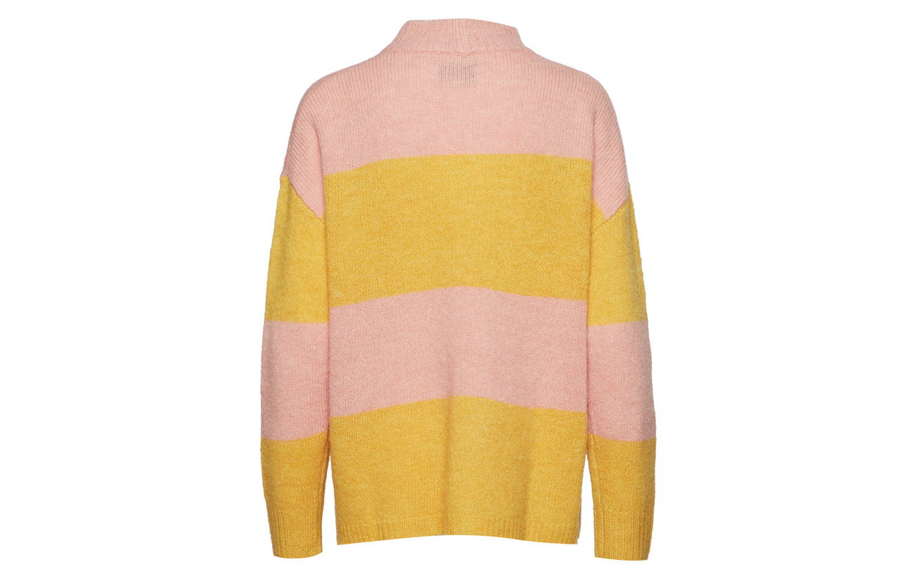 Clothing Talula Laine yellow 20 Pink Nylon Lexington 80 Stripe Sweater fdw7fFA