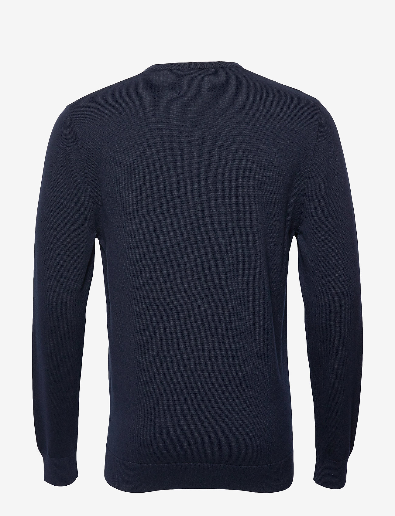 Allen V-neck Sweater (Dark Blue) (99 €) - Lexington Clothing ZZiGU