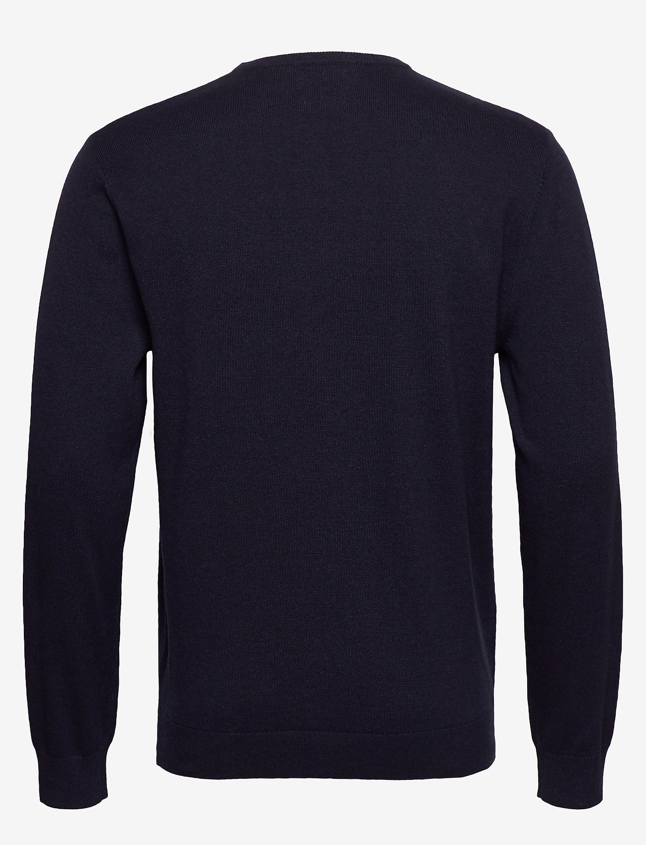 Bradley Crew Neck Sweater (Dark Blue) - Lexington Clothing n9CIXE