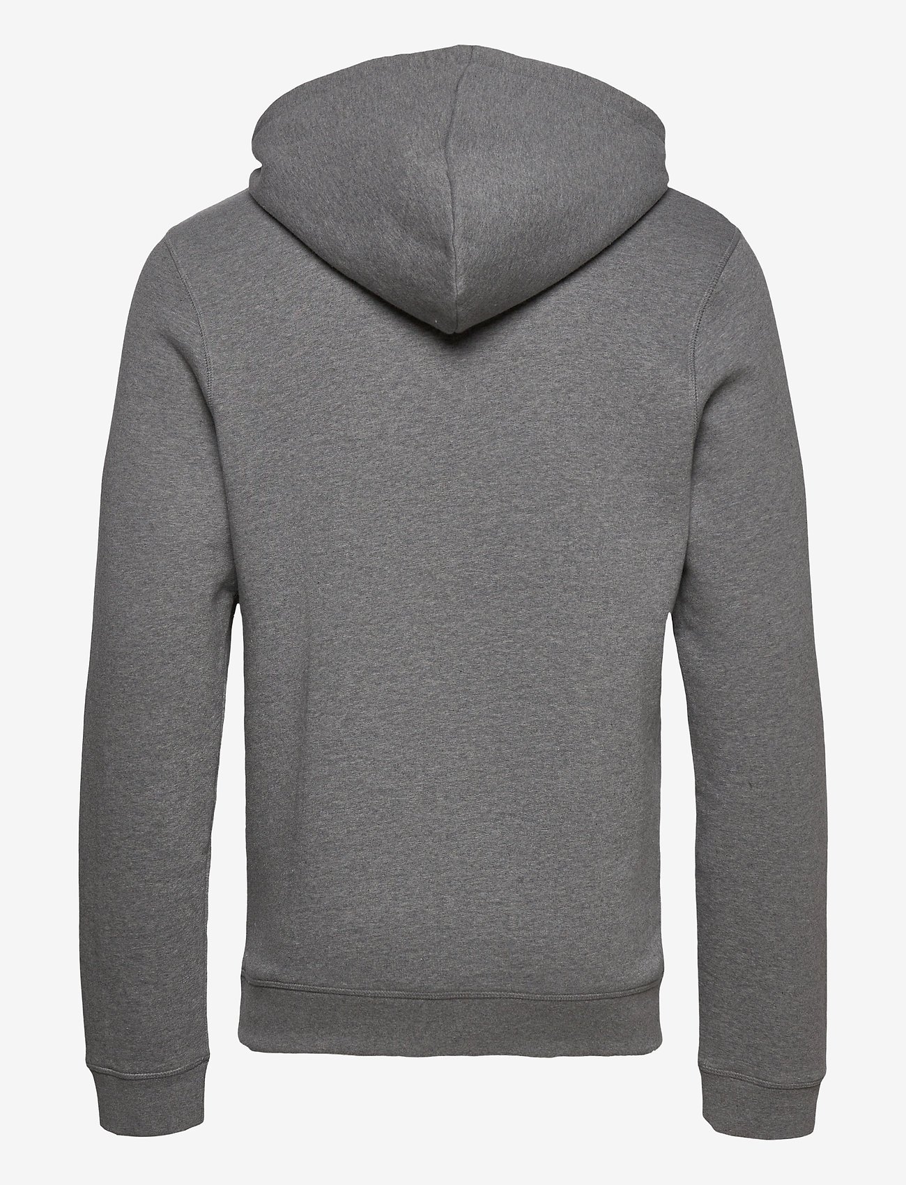 Lexington Clothing Perry Hood - Sweatshirts GRAY MELANGE - Menn Klær
