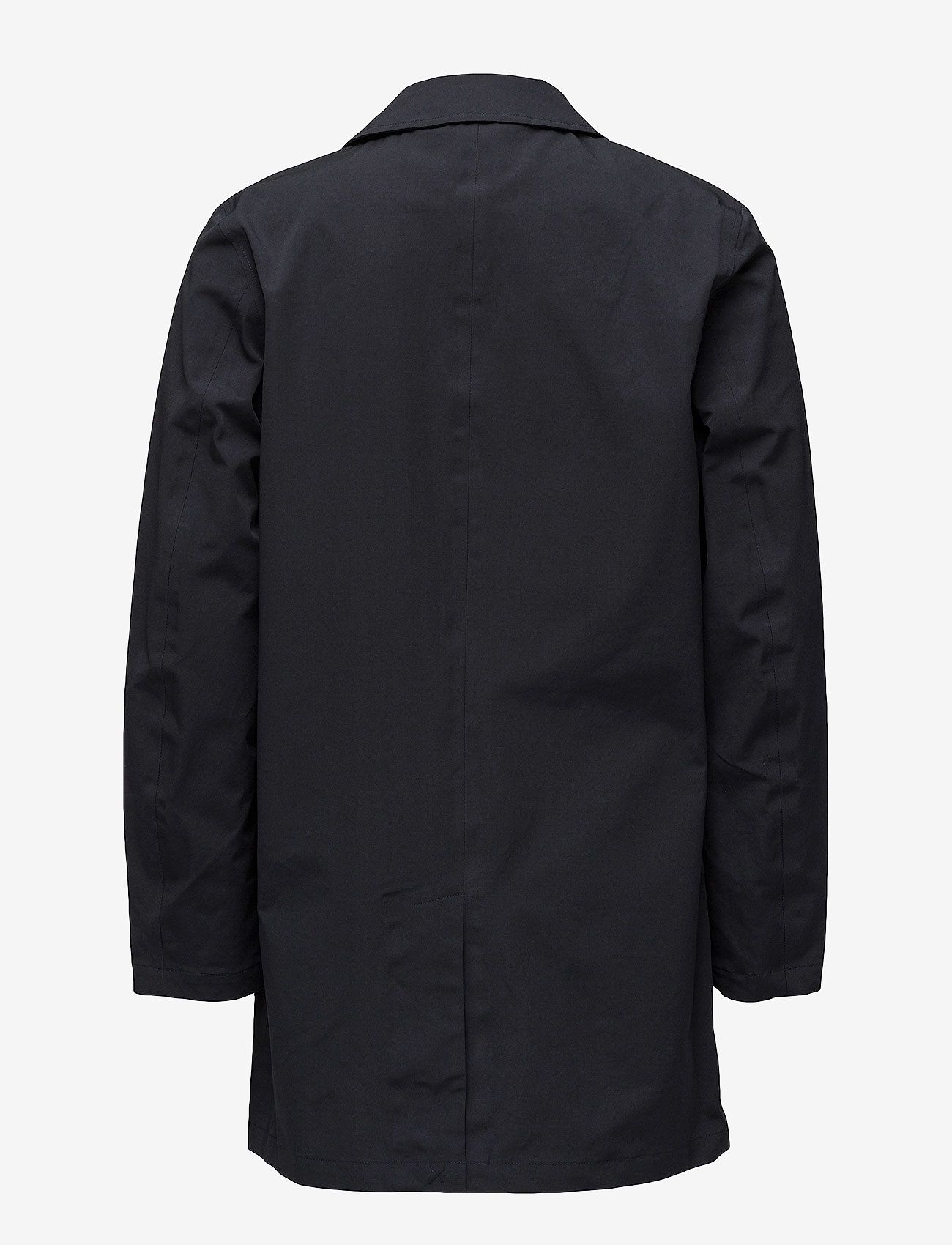 Lexington Clothing Pierce Overcoat - Jackor & Rockar Deep Marine Blue