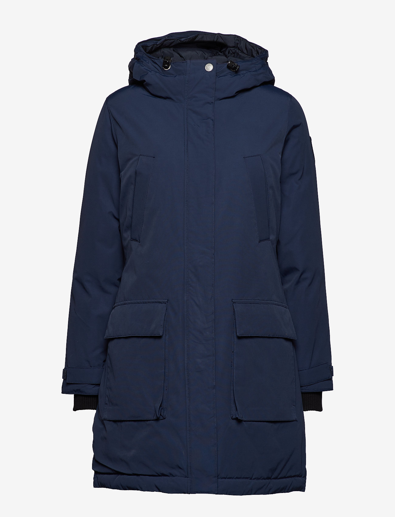 Lexington Clothing - Pauline Down Coat - parkatakit - deepest blue - 0