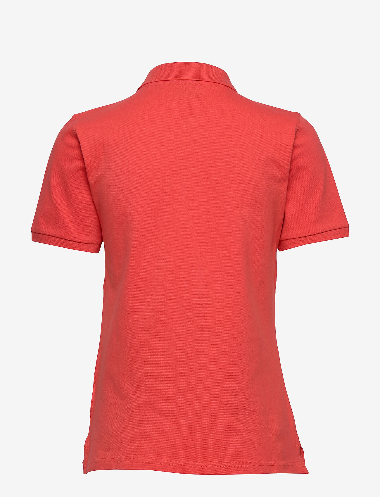 Lexington Clothing - Jess Pique Polo Shirt - pikeepaidat - red - 1