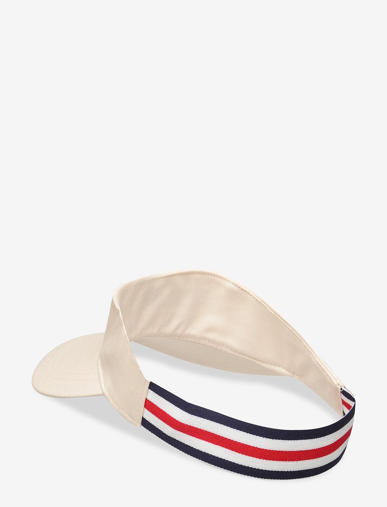 Lexington Clothing Kingston Cap - Czapki i kapelusze LIGHT BEIGE - Akcesoria