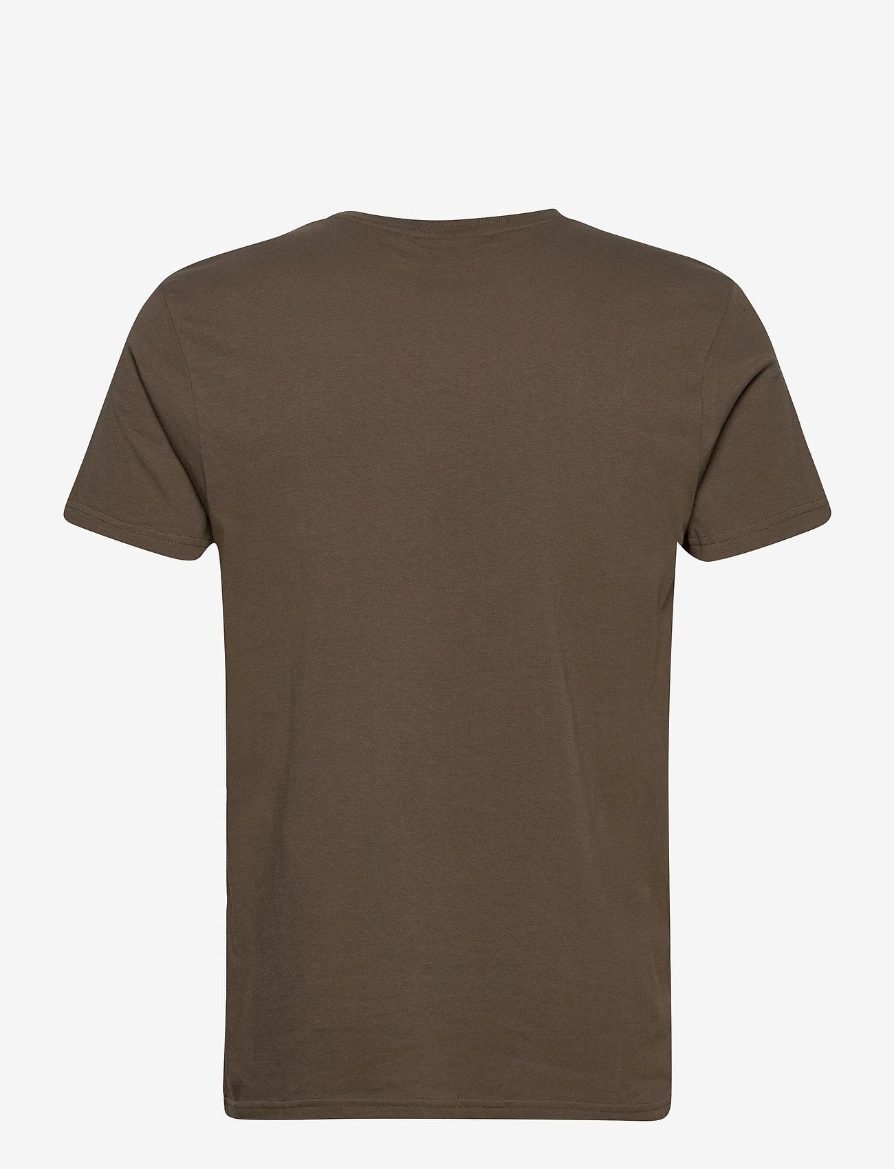 Lexington Clothing Justin Tee - T-skjorter GREEN - Menn Klær