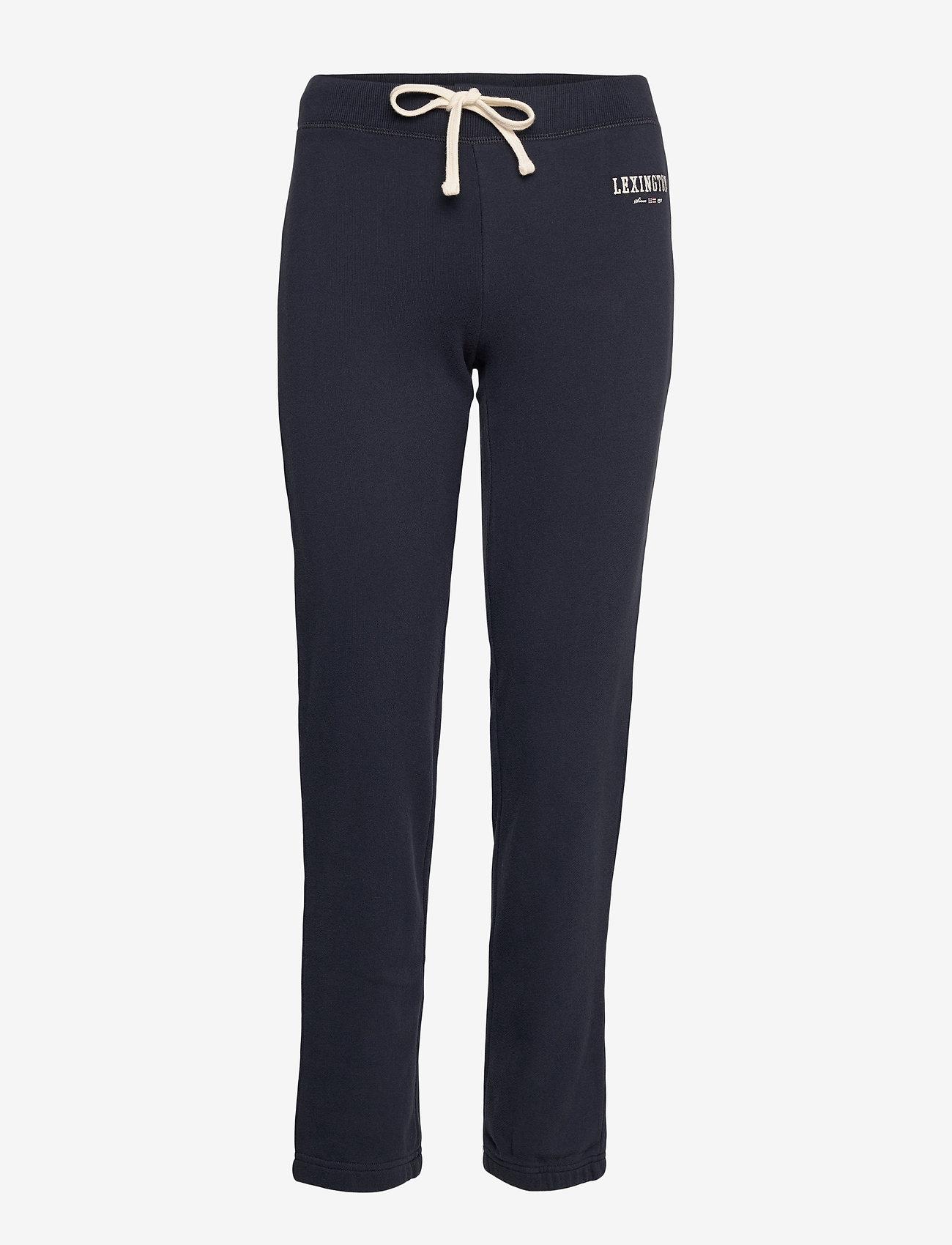 Lexington Clothing - Jenna Pants - sweatpants - dark blue - 0