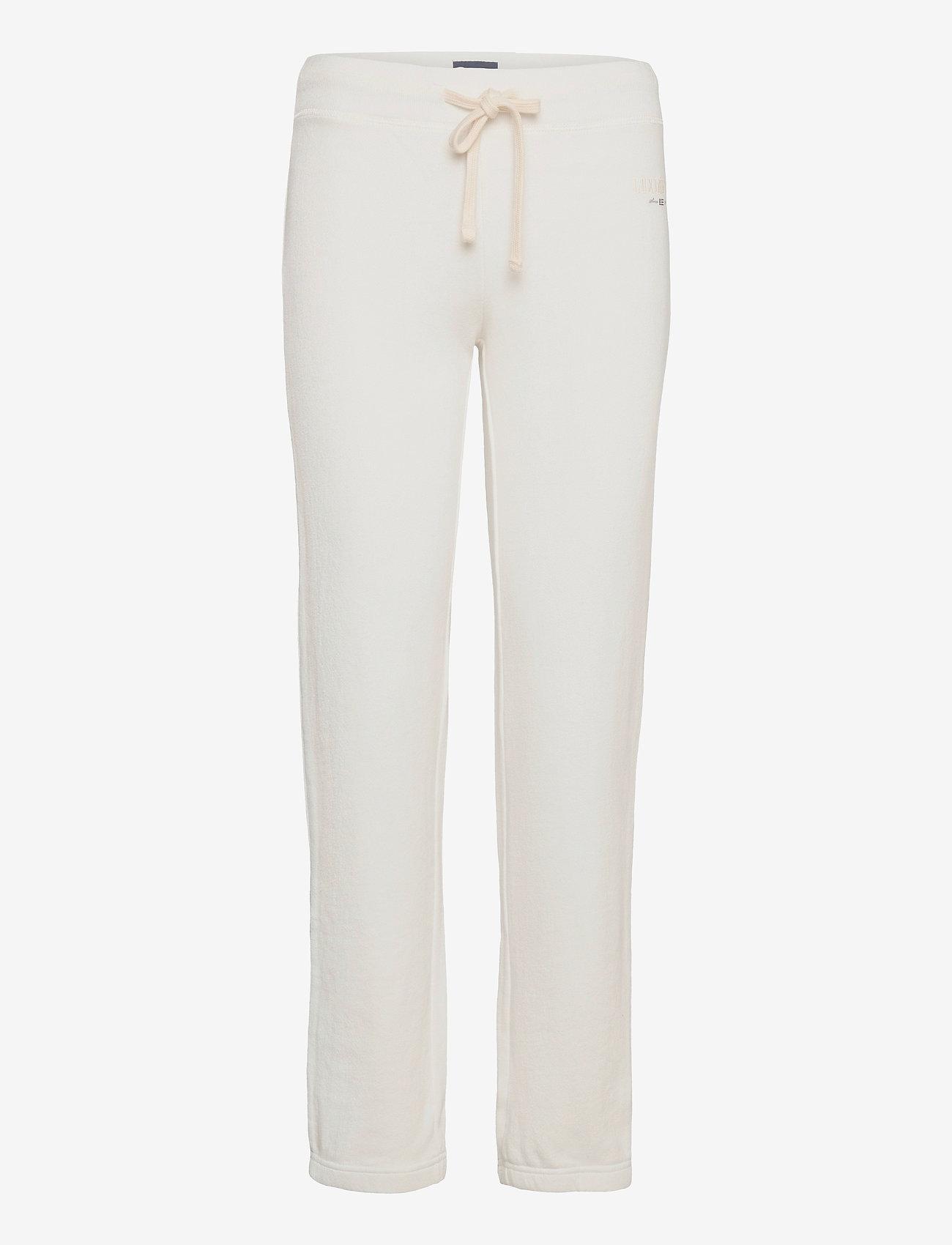 Lexington Clothing - Jenna Pants - sweatpants - offwhite - 0