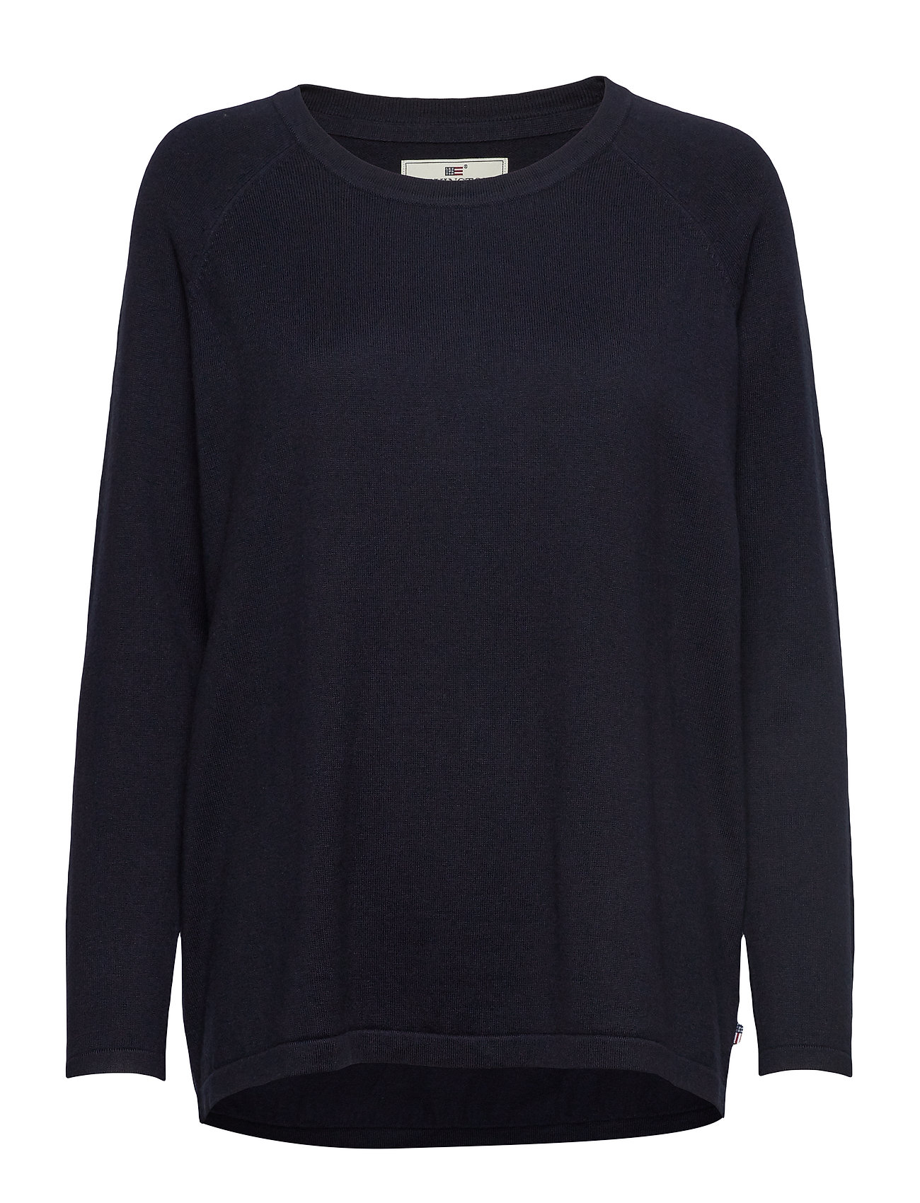 Lexington Clothing Lea Sweater - DARK BLUE