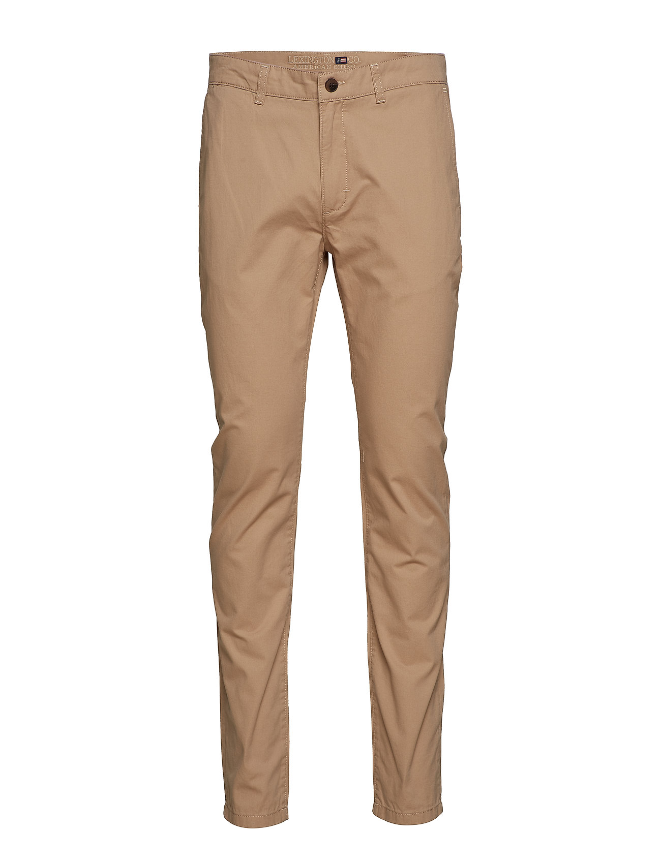 Lexington Clothing Steven Chinos - SILVER MINK