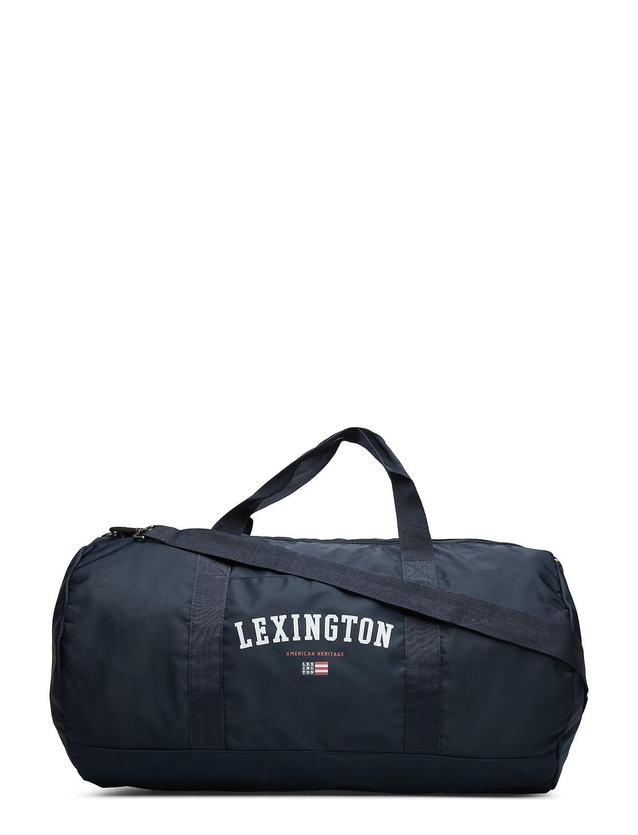 Lexington Clothing Davenport Gym Bag - BLUE