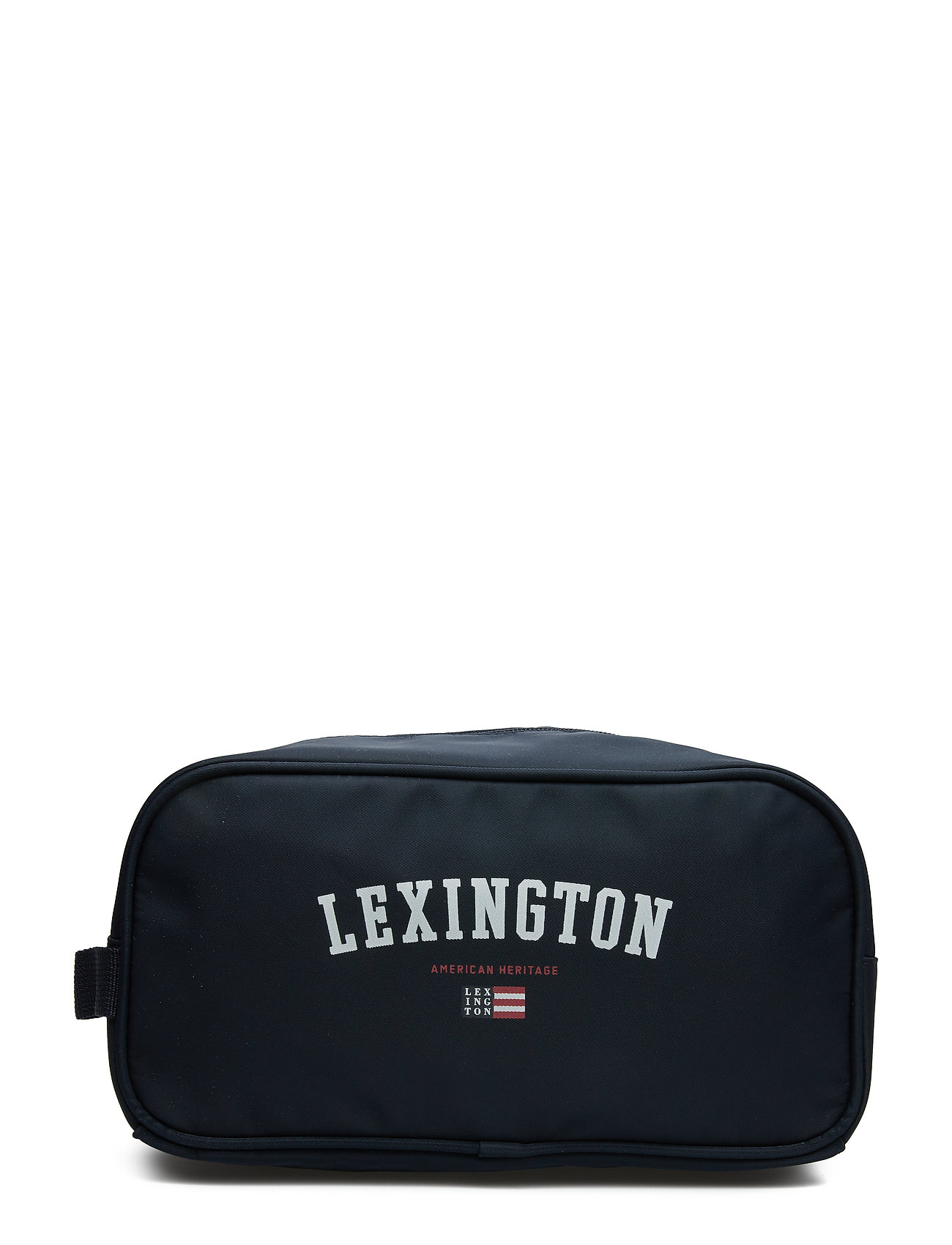 Lexington Clothing Princeton Toilet Bag - BLUE