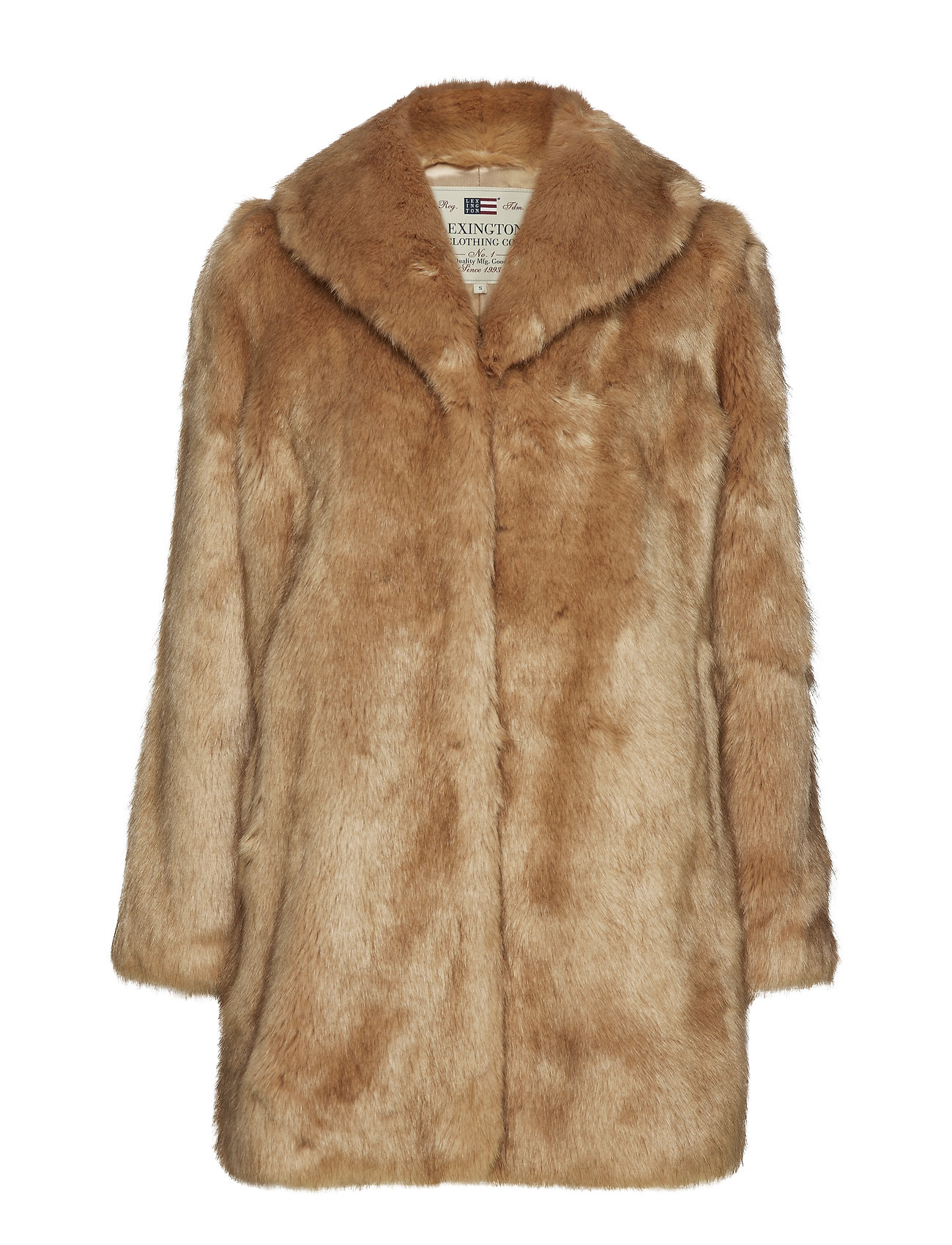Lexington Clothing Elisabeth Faux Fur Jacket
