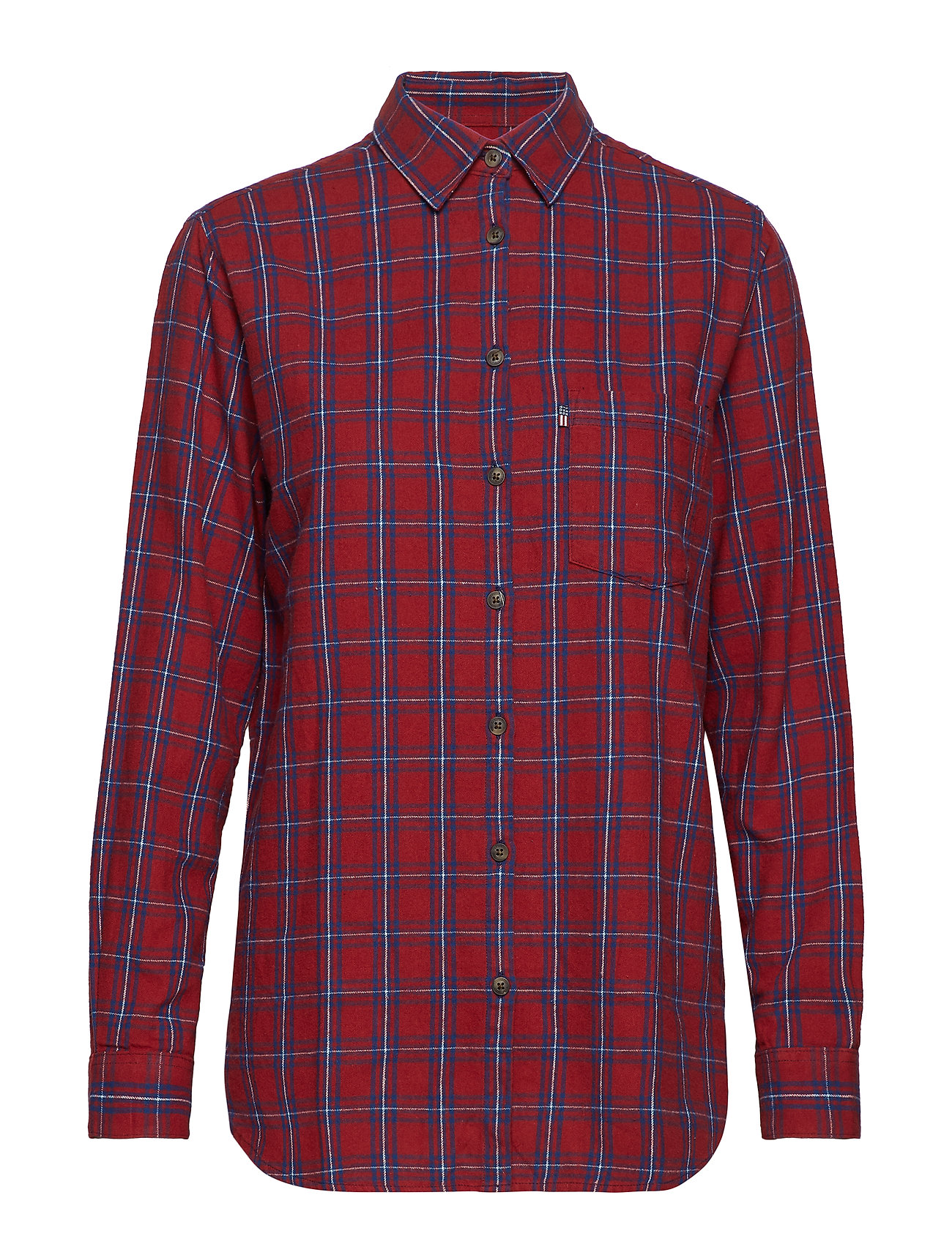 Lexington Clothing Isa Flannel Shirt Ögrönlar