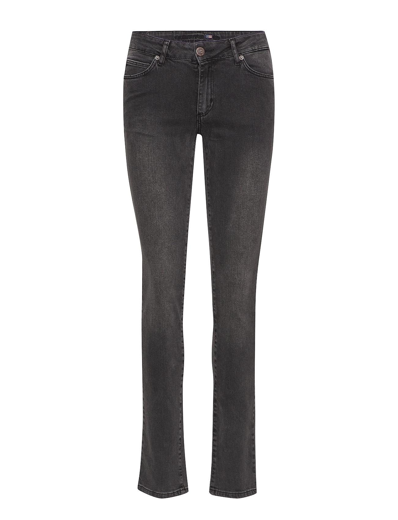 Lexington Clothing Casey Gray Jeans - DK GRAY DENIM