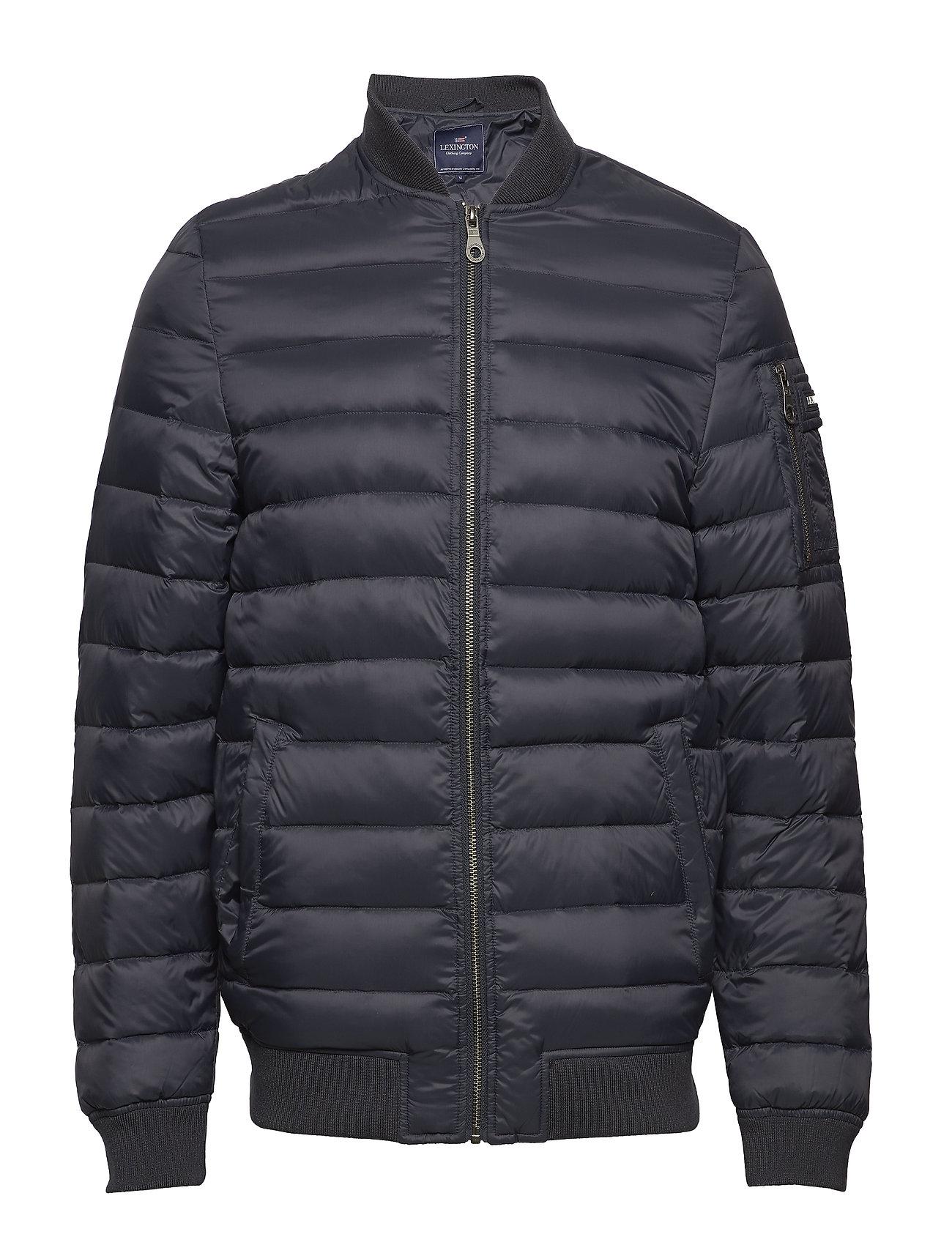 Lexington Clothing Aiden Bomber Down Jacket