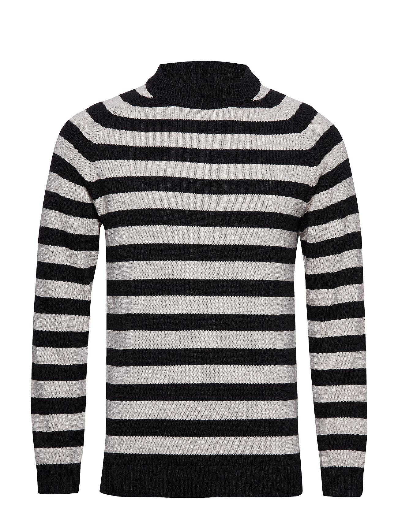Lexington Clothing Gerald Striped Sweater