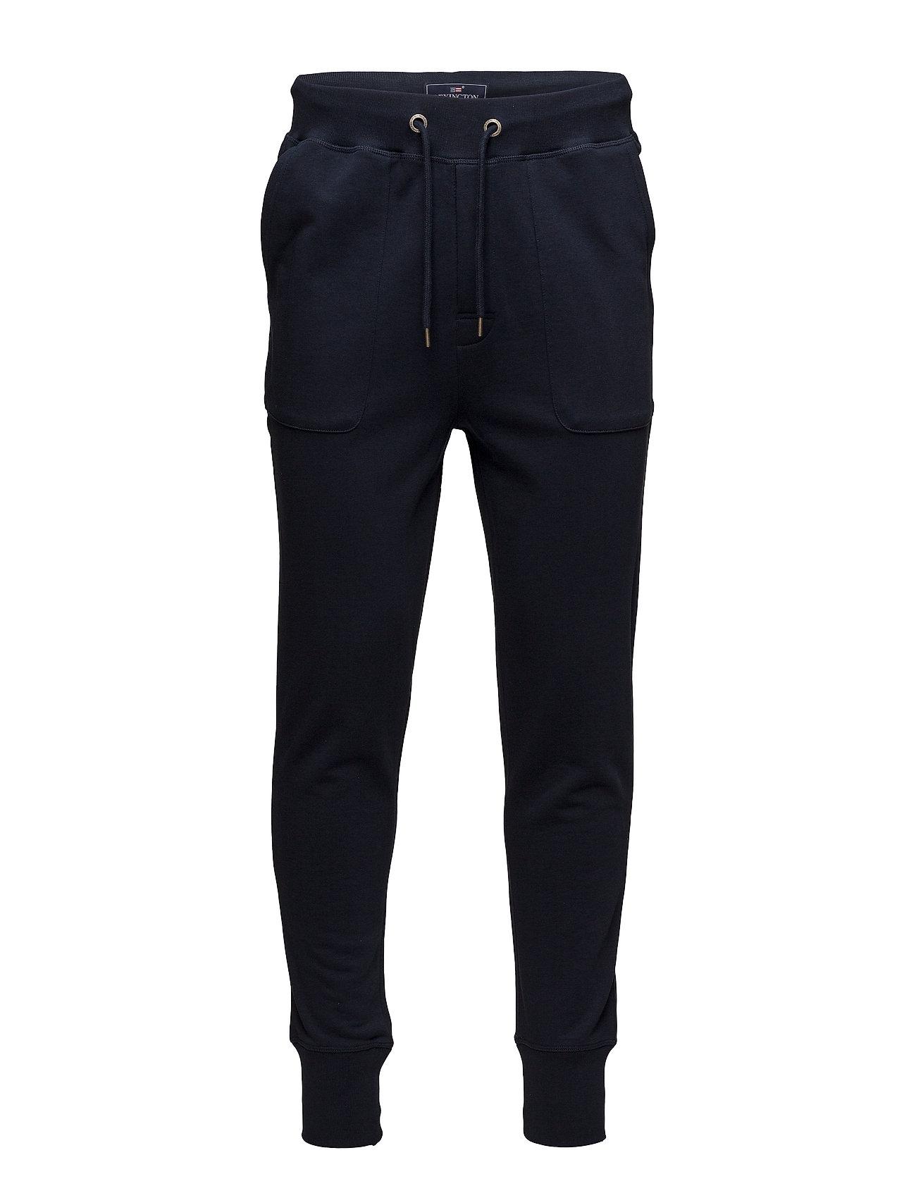9ca204b456e5 Job Jersey Track Pants (Deepest Blue) (£49.50) - Lexington Clothing ...