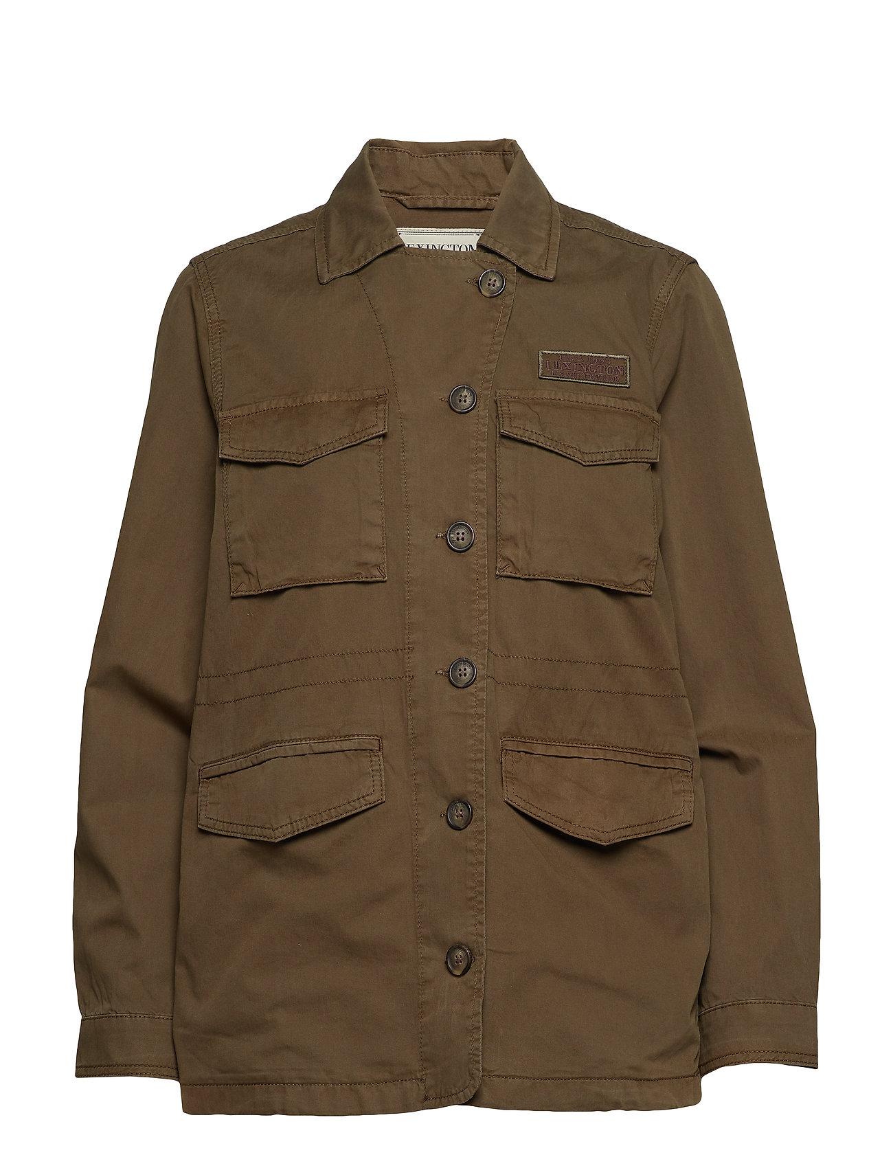 Lexington Clothing Raven Cargo Jacket