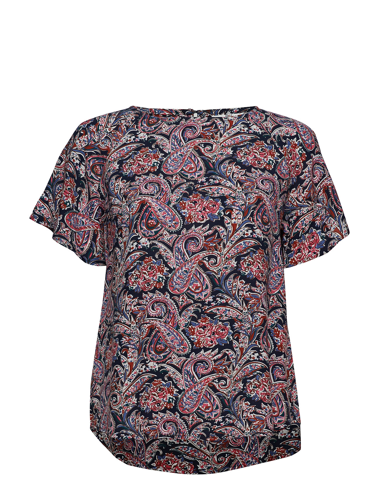 Lexington Clothing Ellis Paisley Top