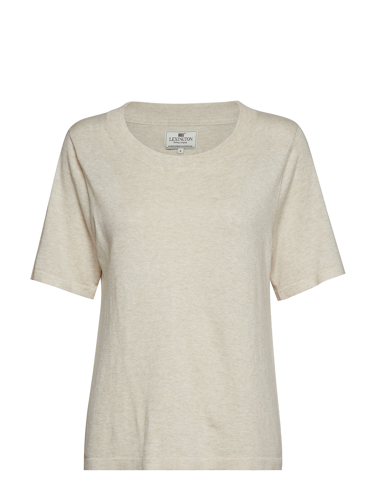 Amber Cotton Bamboo Tee