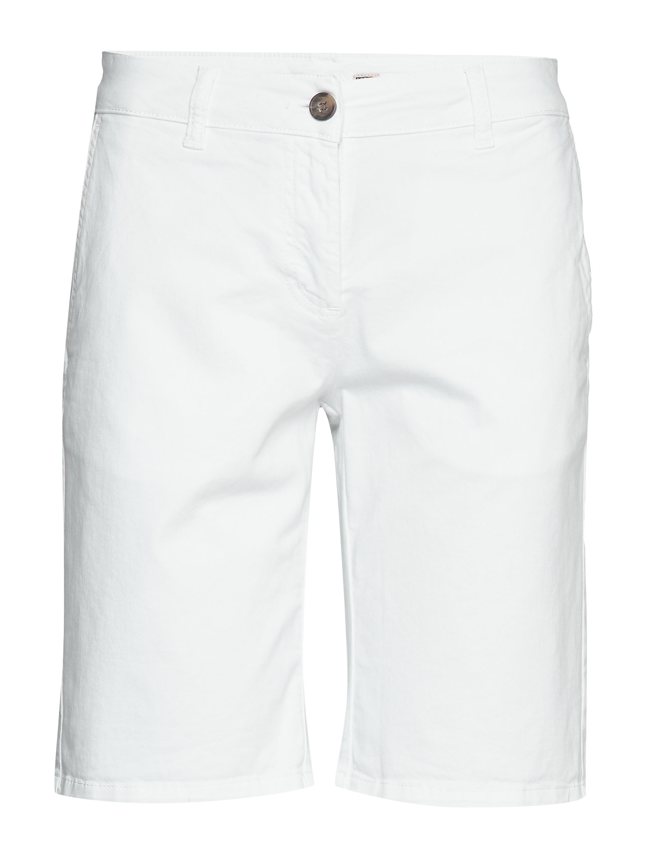 Lexington Clothing Mary Shorts - BRIGHT WHITE